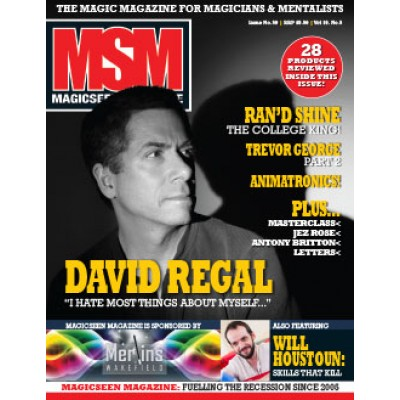Magicseen Magazine - Issue 59