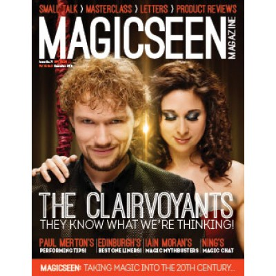 Magicseen Magazine - Issue 71