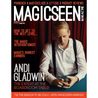 Magicseen Magazine - Issue 72