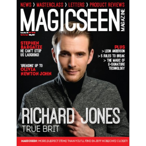 Magicseen Magazine - Issue 74