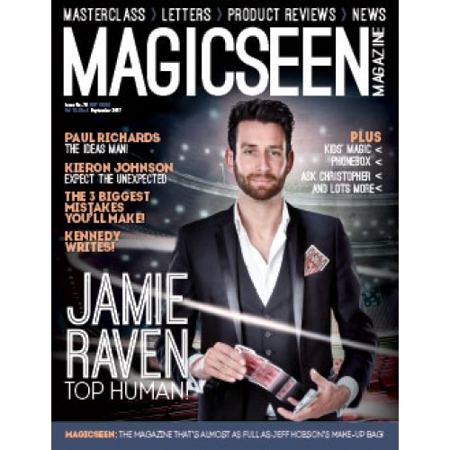 Magicseen Magazine - Issue 76