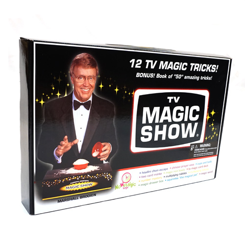 Marshall Brodien TV Magic Set by Marshall Brodien