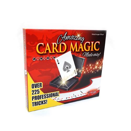 Amazing Card Magic Set by Royal Magic
