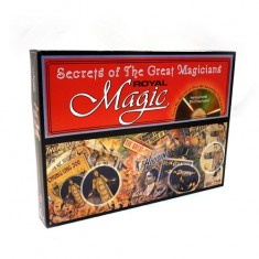 Secrets Great Magic Set Royal