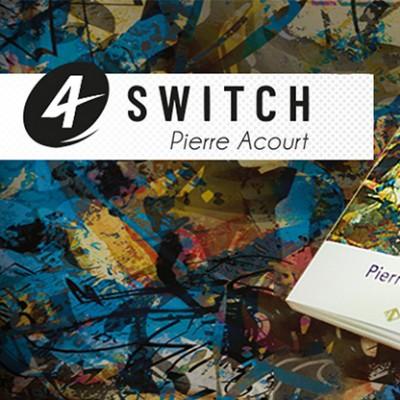4 Switch by Pierre Acourt