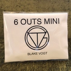 Six Outs Mini by Blake Vogt