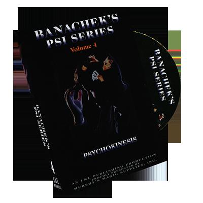 Psi Series Banachek Volume 4 DVD
