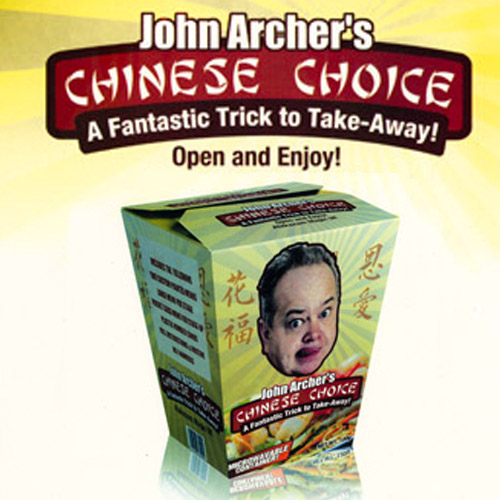 Chinese Choice by John Archer