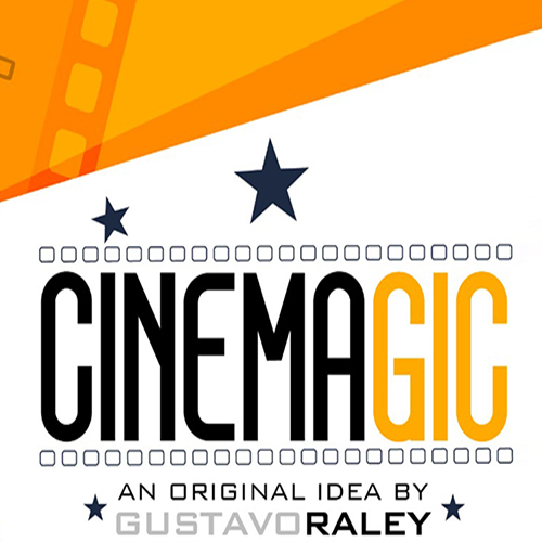 Cinemagic by Gustavo Raley