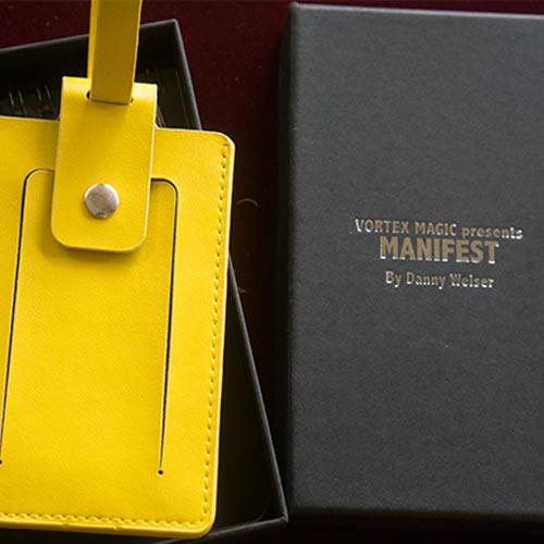 Manifest by Vortex and Danny Weiser