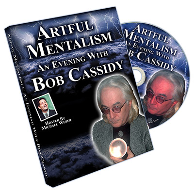 Artful Mentalism: An Evening with Bob Cassidy CD