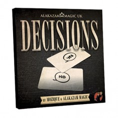 Decisions Yes/No Edition by Mozique