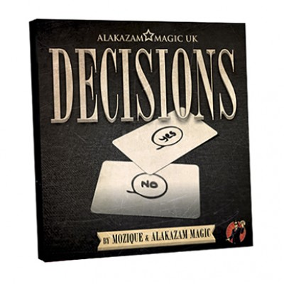 Decisions Blank Edition by Mozique