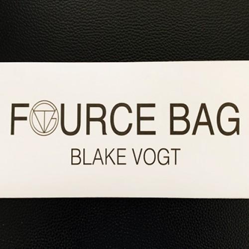 Fource Bag by Blake Vogt
