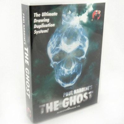 Ghost by Paul Nardini and Alakazam Magic