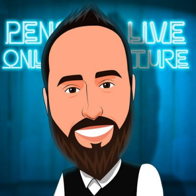 Penguin Live Lecture DVD - Luke Jermay