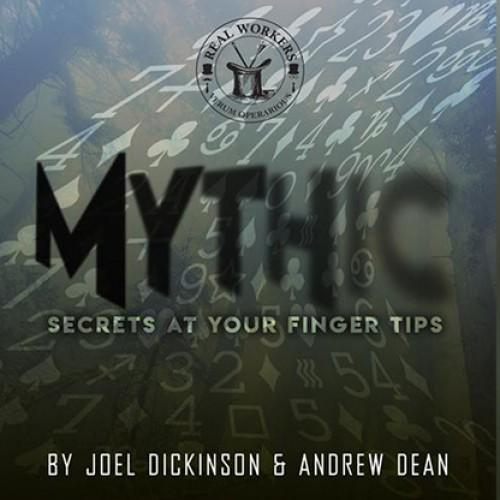 Mythic by Joel Dickinson