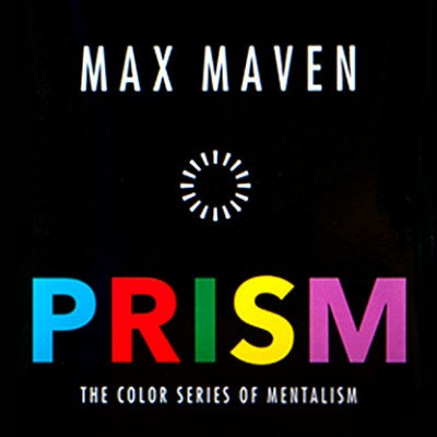 Prism The Color Series of Mentalism - Max Maven