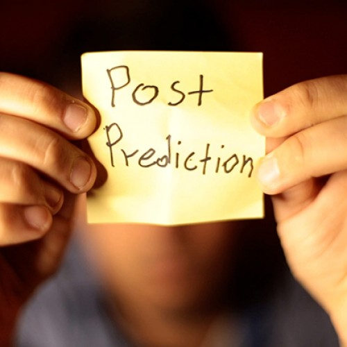 Post Prediction by Magic from Greece
