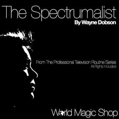 The Spectrumalist - Wayne Dobson