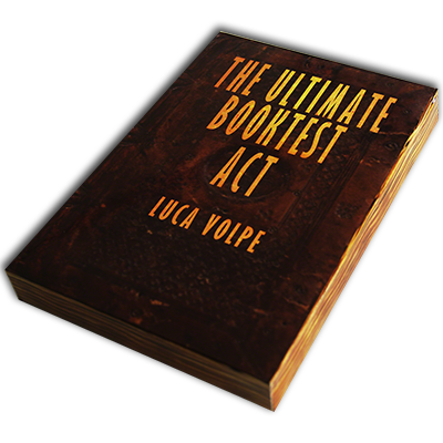 The Ultimate Booktest Act - Luca Volpe