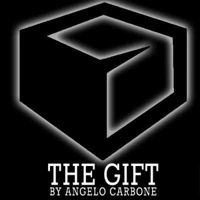 The Gift by Angelo Carbone - Black