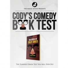 Cody's Comedy Book Test by Cody Fisher
