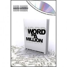 Word In a Million by Nicholas Einhorn