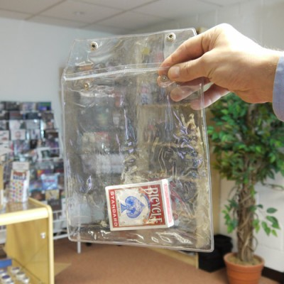 Deluxe Clear Force Bag - 2 way