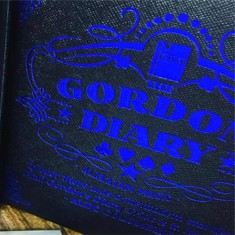 The Gordon Diary Trick Complete Package (DVD and Gimmick) by Paul Gordon