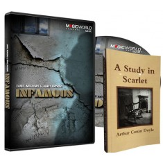 Infamous by Daniel Meadows and James Anthony - DVD & Gimmick only