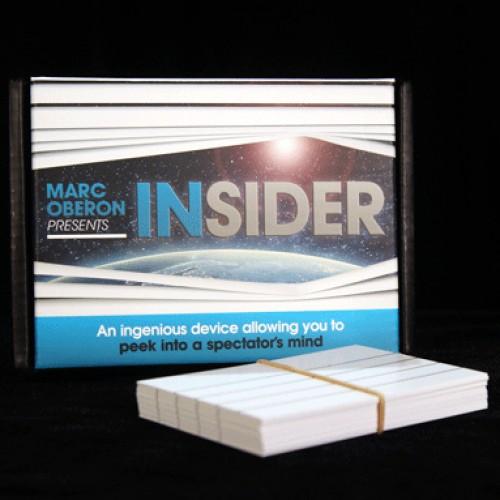 Insider by Marc Oberon