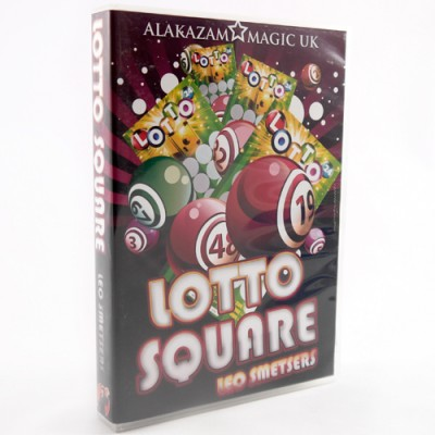 Lotto Square by Leo Smetsers and Alakazam Magic