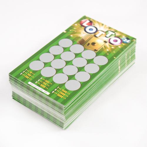 Lotto Square Refils by Leo Smetsers