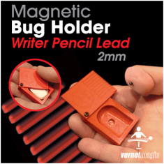 Magnetic Bug Holder 2mm (Pencil Lead) by Vernet