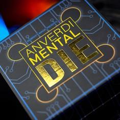 Mental Die by Tony Anverdi