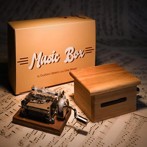 Music Box by Gee Magic
