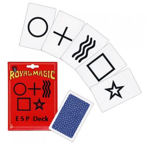 ESP Deck by Royal Magic (25 cards)