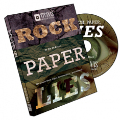 Rock, Paper, Lies by Jay Di Biase