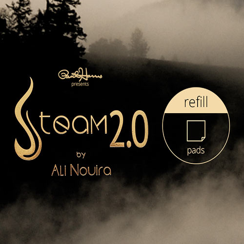 Steam 2.0 Refill Pad by Ali Nouira & Paul Harris