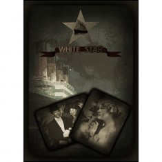 White Star by Jim Critchlow