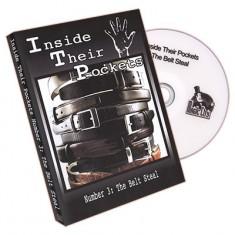 Inside their Pockets - Number 3: The Belt Steal