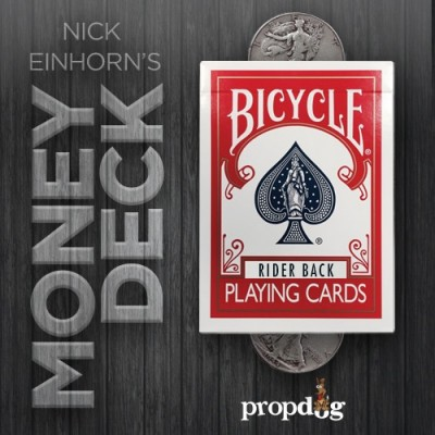 The Money Deck by Nick Einhorn and PropDog