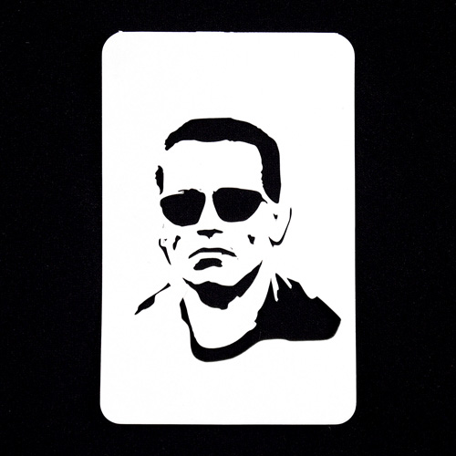 21st Century Phantom Cut Out - Arnold Schwarzenegger by PropDog