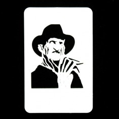 21st Century Phantom Halloween Cut Out - Freddy Krueger by PropDog