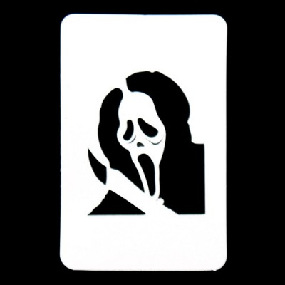 21st Century Phantom Halloween Cut Out - Scream Ghost by PropDog