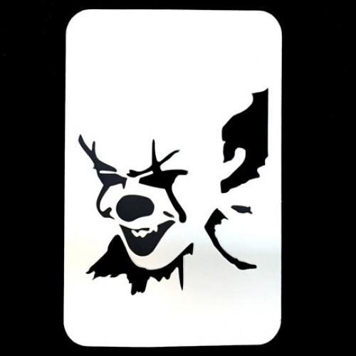 21st Century Phantom Halloween Cut Out - It Clown by PropDog