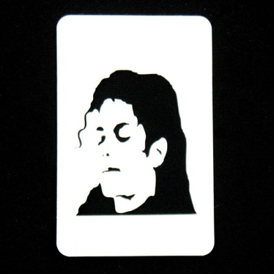 21st Century Phantom Cut Out - Michael Jackson by PropDog