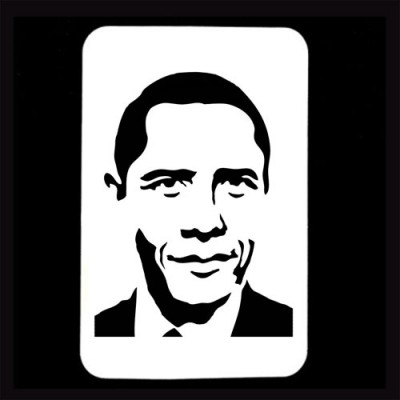 21st Century Phantom Cut Out - Barack Obama by PropDog