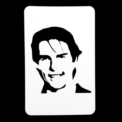 21st Century Phantom Cut Out - Tom Cruise by PropDog